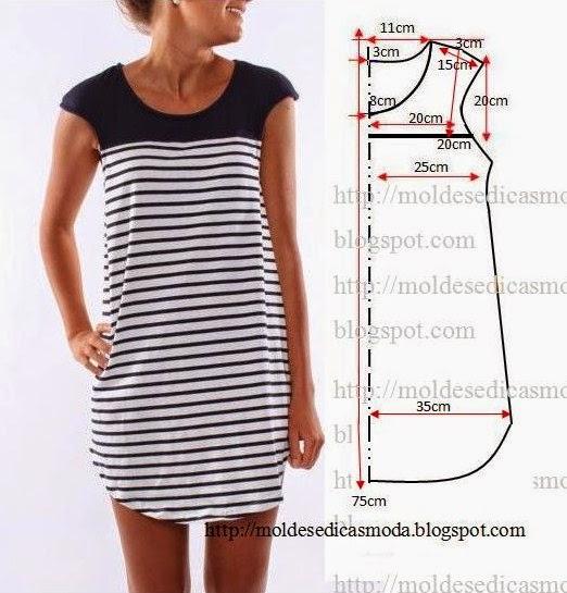 Самое простое платье