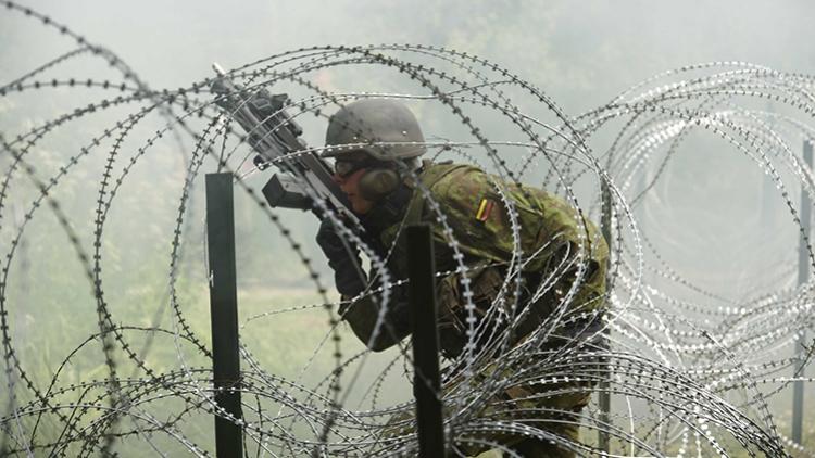 Литва построит забор на границе с Калининградской областью