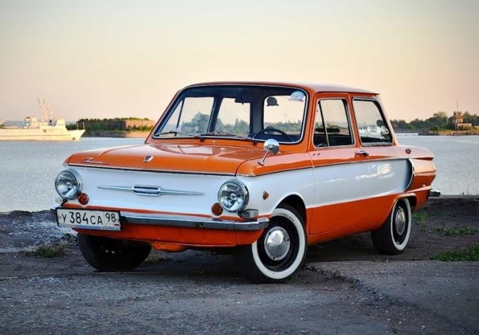 От 1960-х до 1990-х : Как наши папы и дедушки улучшали свои автомобили