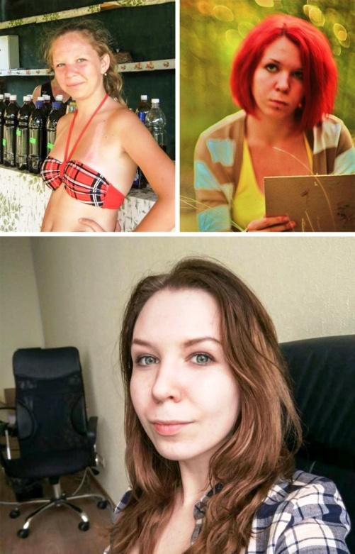 7 девушек, которые и не представляли даже, какие они красотки, пока не поработали над собой