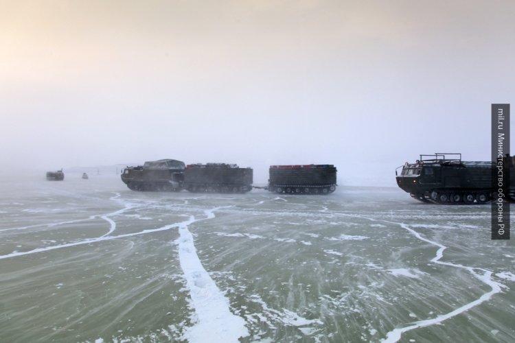 СМИ: Великобритания нарастит военное присутствие в Арктике