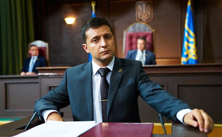 Новым президентом Украины станет шут из «95 квартала»?