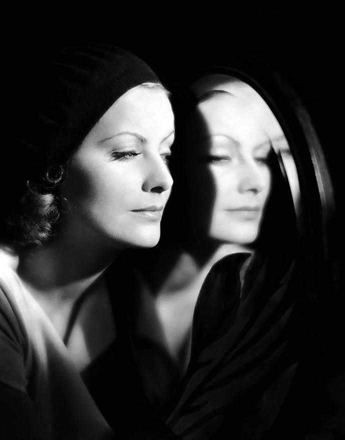 Грета Гарбо. «Поцелуй», 1929