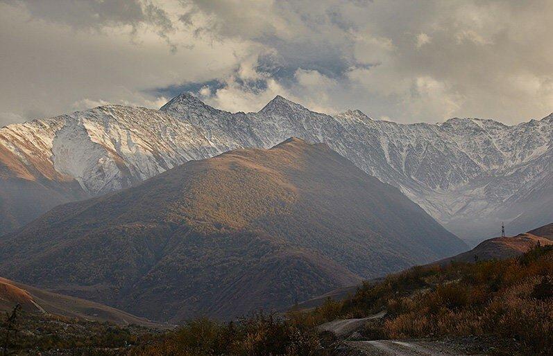 Кармадонское ущелье Кармадонское ущелье, кавказ, путешествия