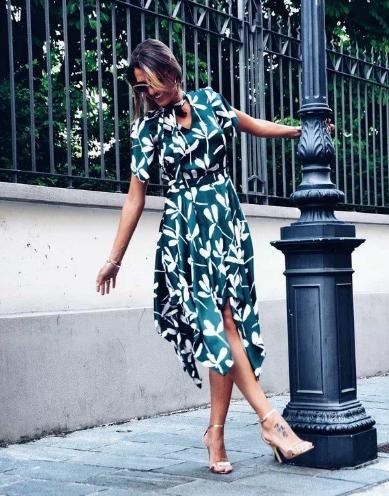 Мода диктует : самые модные платья весны 2020!