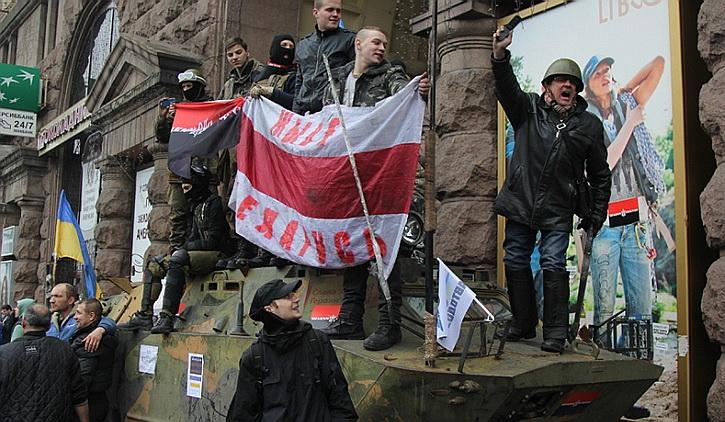 «Запад разворачивает в Белоруссии работу, которую долго проделывал на Украине»