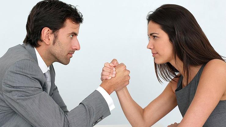 Компромиссность мужчины и женщины