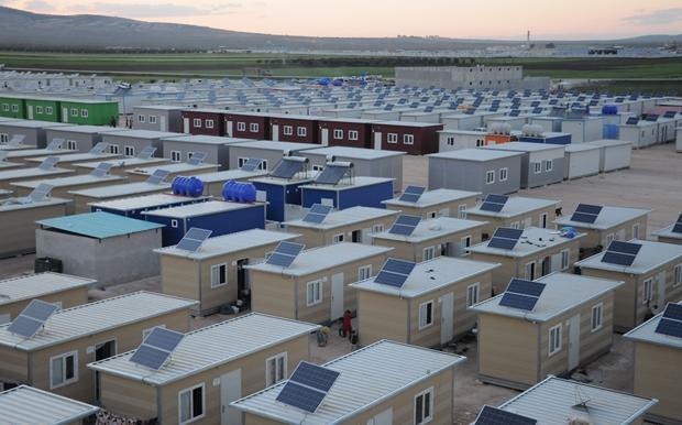 ЕС просит Беларусь построить закрытые лагеря для высылки туда сирийских и украинских мигрантов