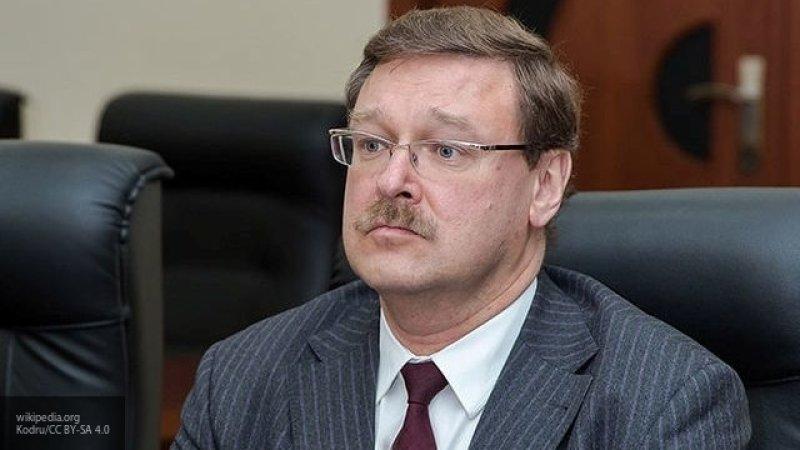 Сенатор Косачев: Россия не воспринимает КНР как угрозу