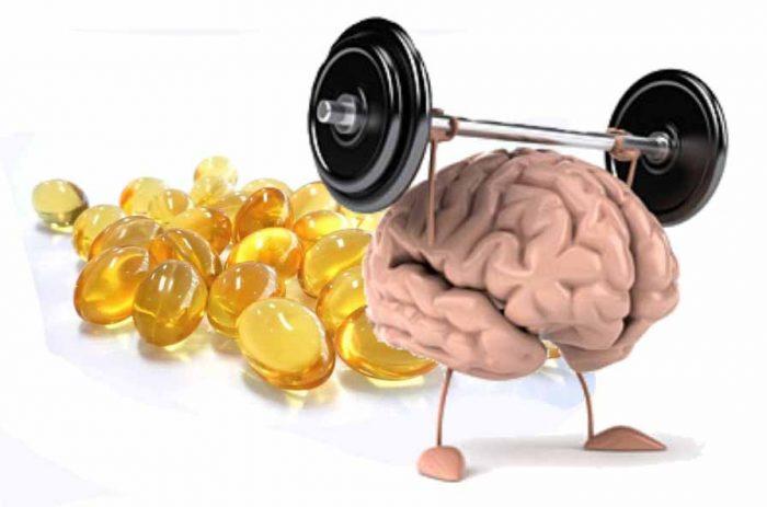Лецитин для ума и печени