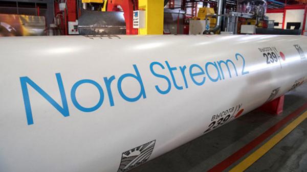 Европарламент призвал остановить проект «Северный поток-2»