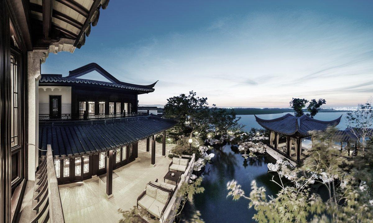 Настоящая сказка! Фото самого дорогого особняка в Китае