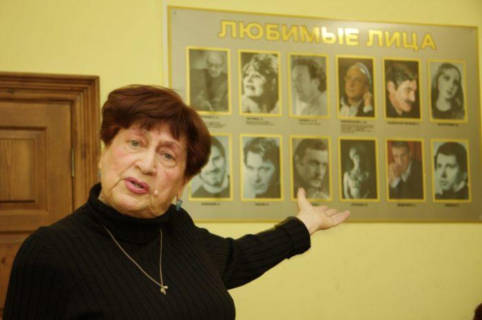 Рива Левите. / Фото: www.pravda-nn.ru