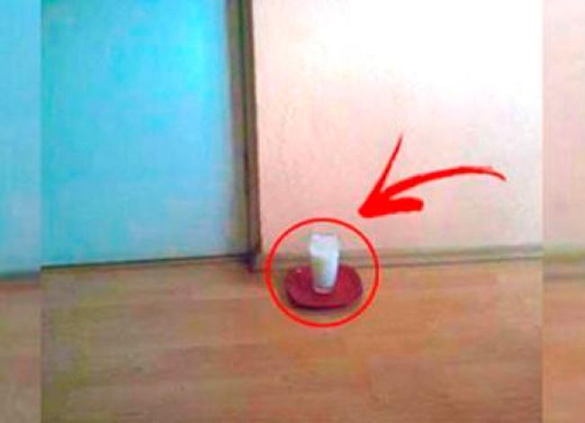 Поставьте стакан воды с солью в доме – и удивитесь, что произойдет через сутки!