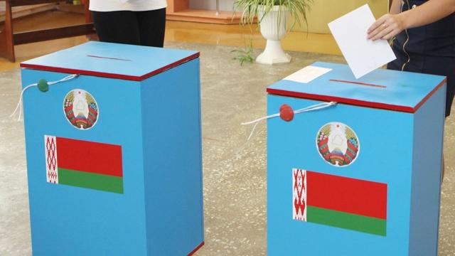 Правозащитники заявили о нарушении правила проведения голосования в Белоруссии