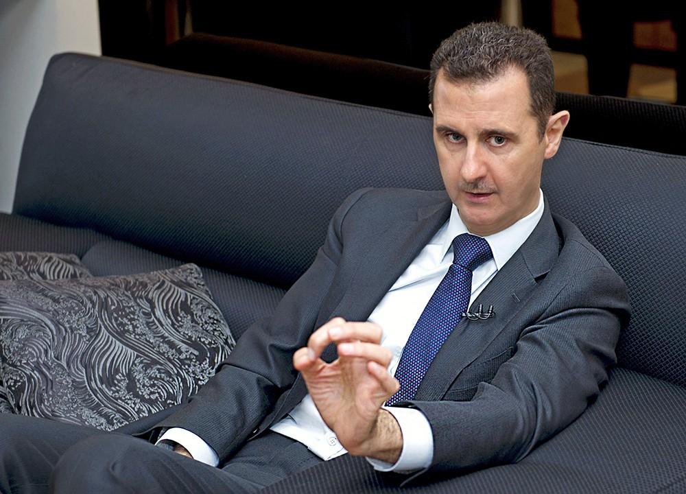 Асад: ЕС сам изолировал себя от сирийского урегулирования