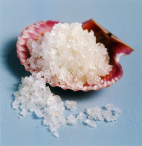Лечение гастрита солью
