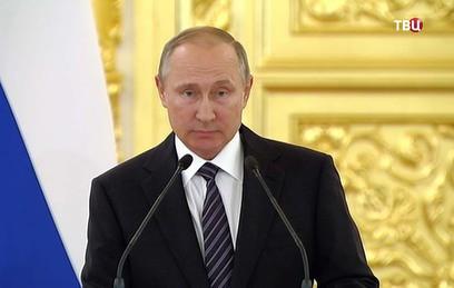 Путин назвал бесчеловечным отстранение российских паралимпийцев