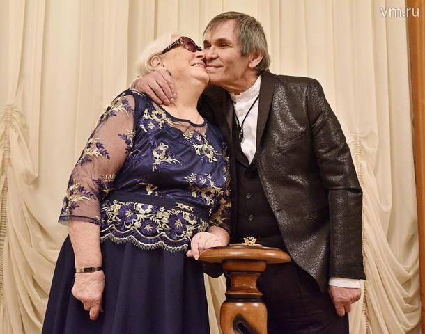 свадьба Бари Алибасов и Лидия Федосеева-Шукшина официально стали мужем и женой. фото
