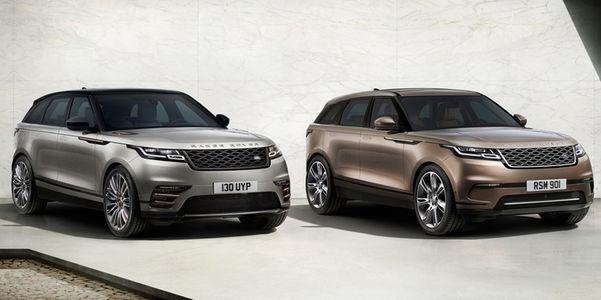 Range Rover Velar получил российский ценник