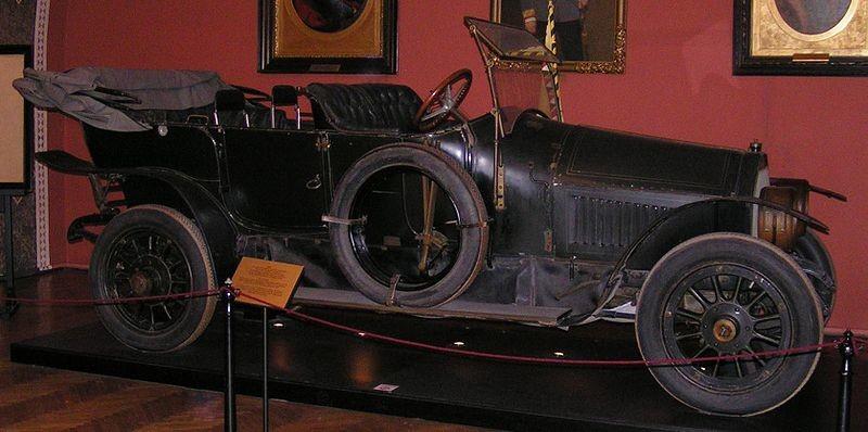 Кровавая история машины принца Фердинанда