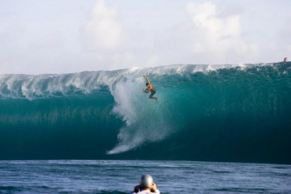 Теахупу (Teahupoo) волны-убийцы, серфинг, экстрим