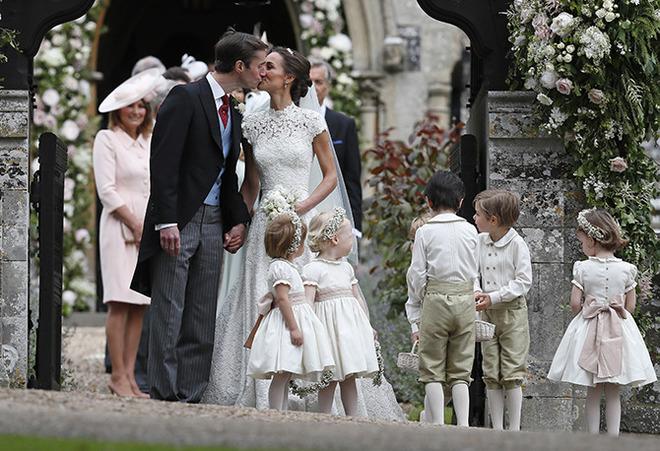 Свадьба Пиппы Миддлтон