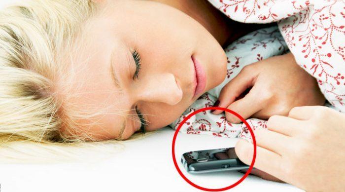 О вреде мобильного телефона