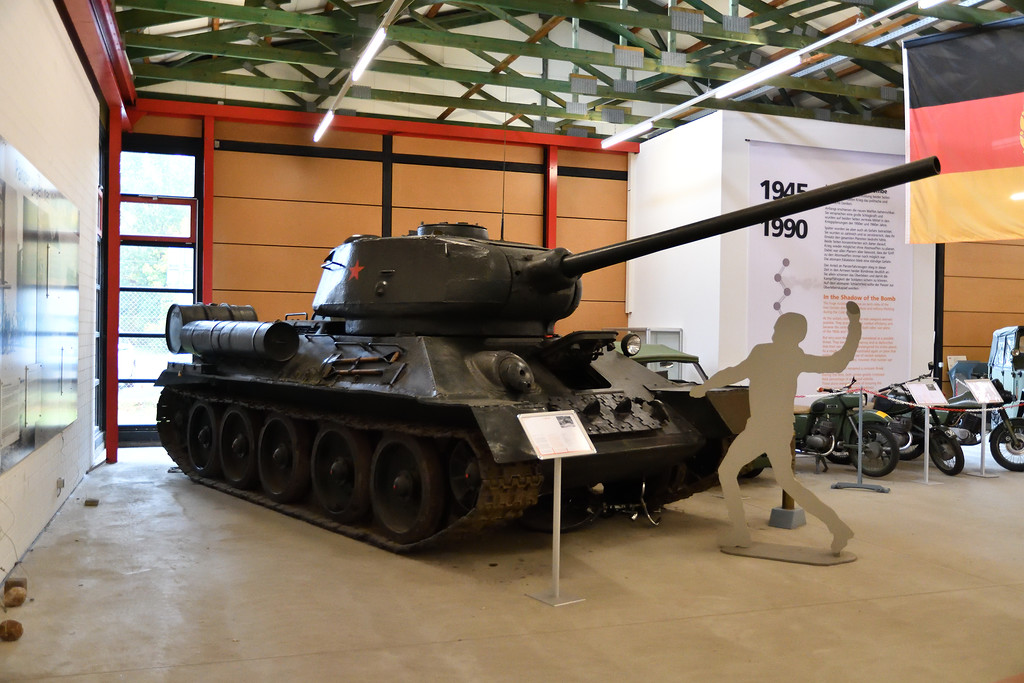 Антинародный танк