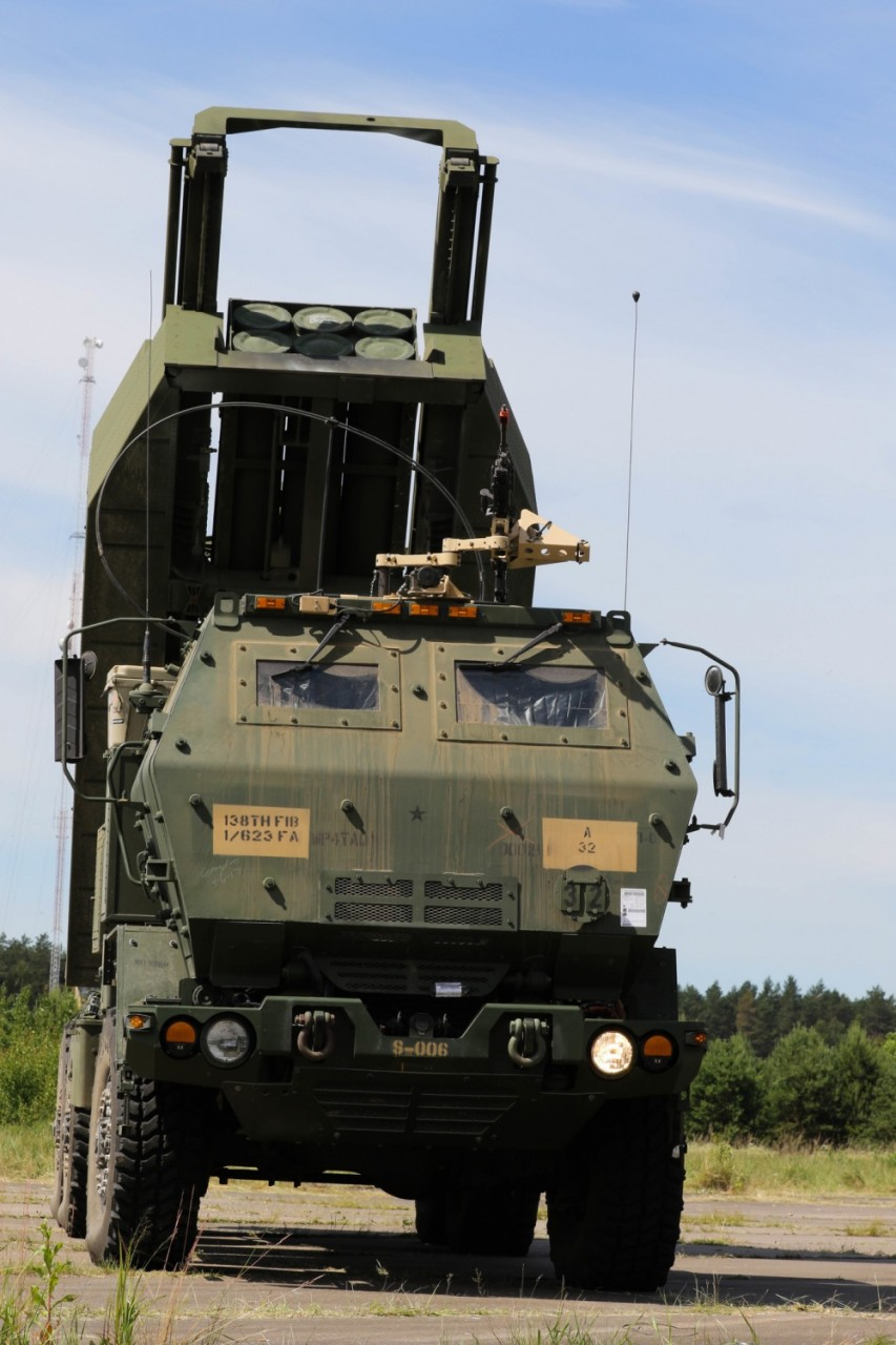 Армия США намерена нарастить численность реактивной артиллерии