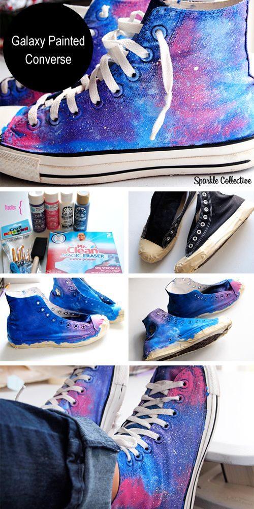 Как преобразить собственную обувь