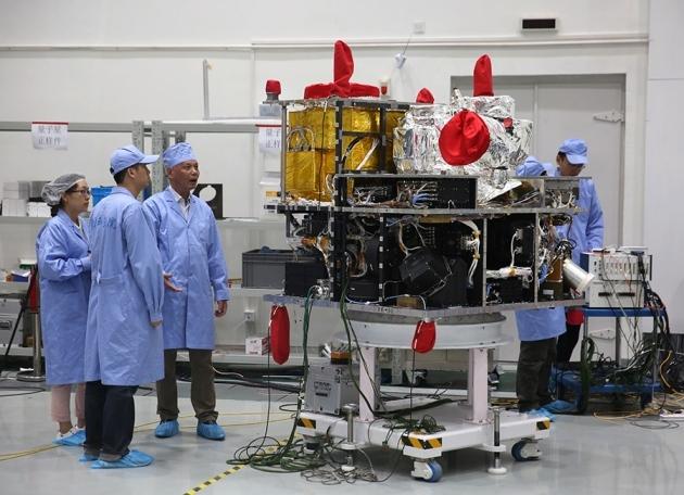 Квантовая криптография в космосе или Что внутри китайского спутника?