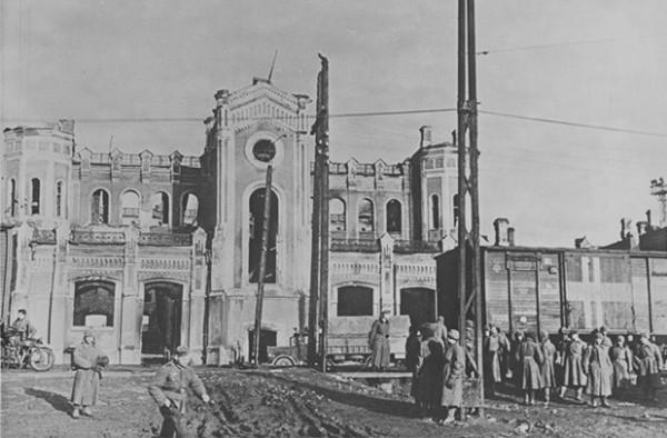 «Крики детей в плену у нацистов я слышу до сих пор»