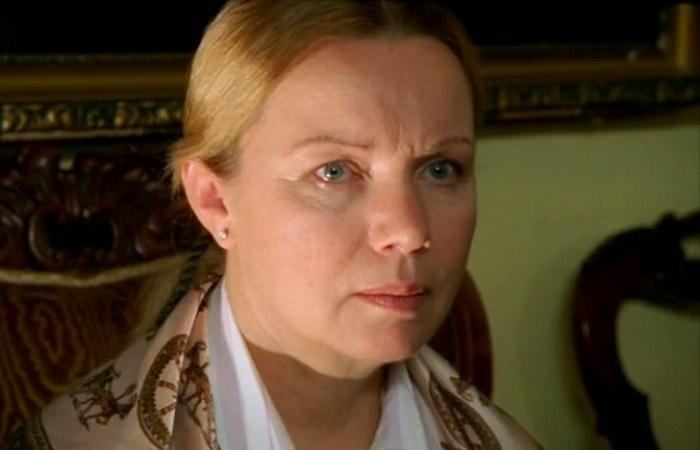 Валентина Теличкина в сериале *Бригада*, 2002 | Фото: kino-teatr.ru