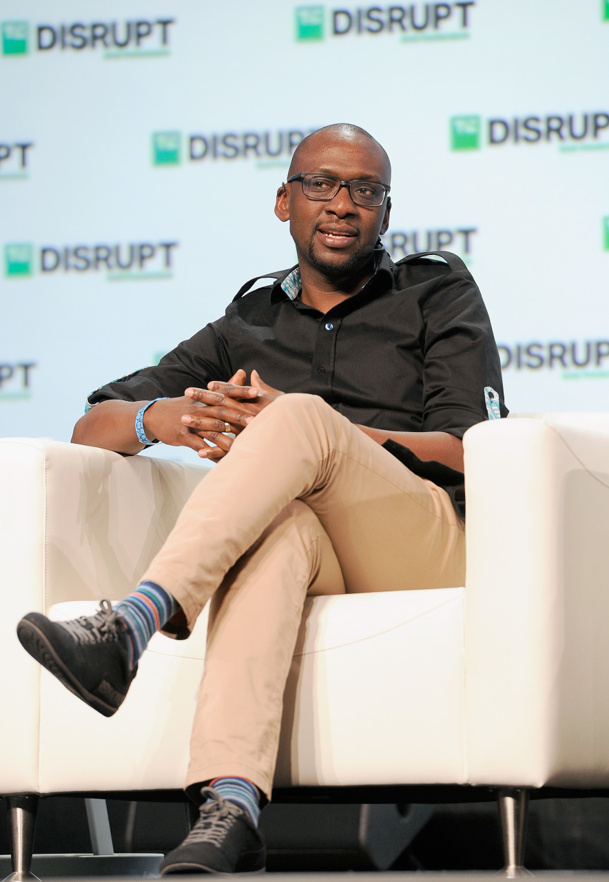 Cellulant CEO Ken Njoroge
