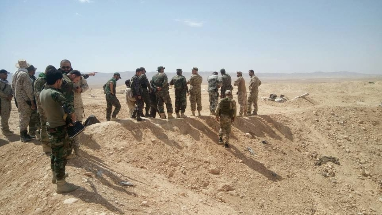 Сирия: «Щит Каламуна» поможе…