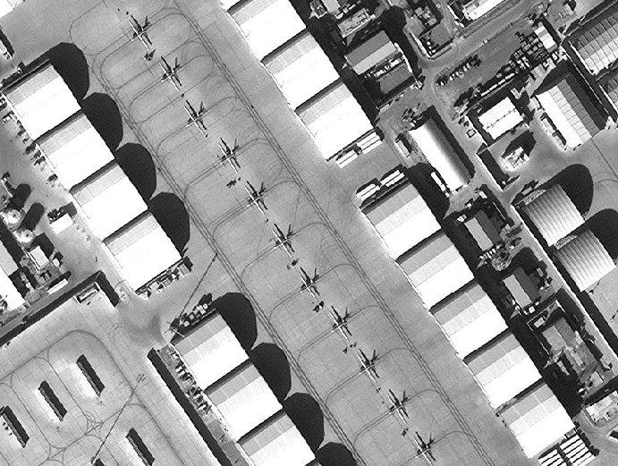 База ударных БПЛА в Кандагаре