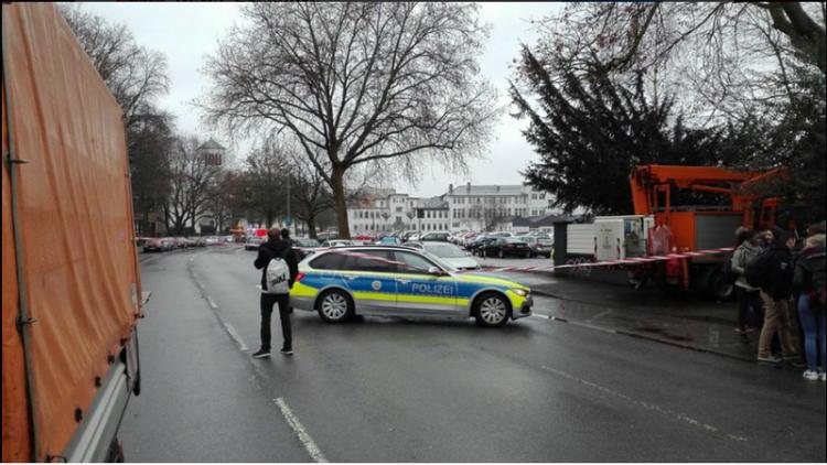 В Германии задержали россиян…