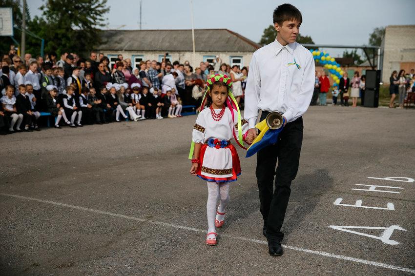 Бандера всему голова?Новые украинские учебники сделали украинцев исключительной нацией