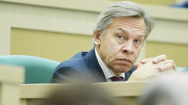 Засуетились: Алексей Пушков …
