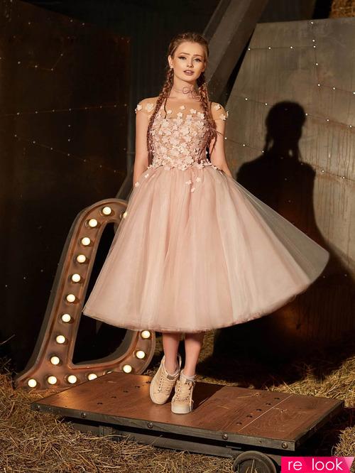 Платья для выпускного вечера – обзор главных трендов