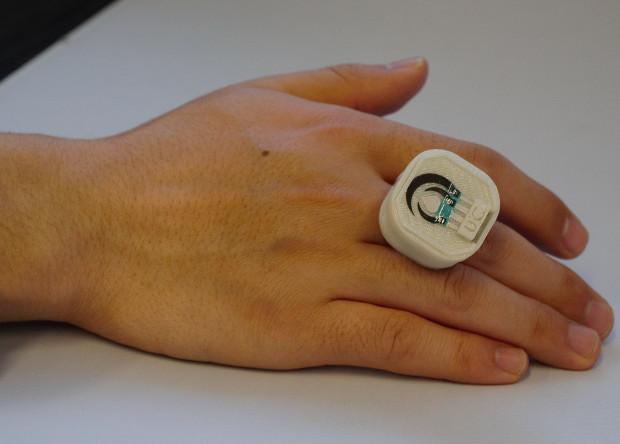 Американцы создали кольцо для поиска взрывчатки