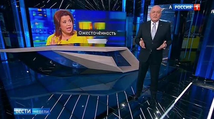 Вести недели с Дмитрием Киселёвым, 11.11.18