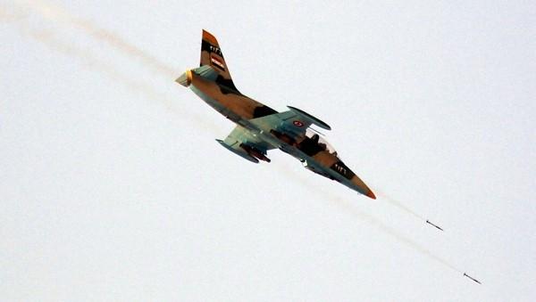 ВВС Сирии сожгли колонну автоцистерн «Ан-Нусры» у границы с Турцией