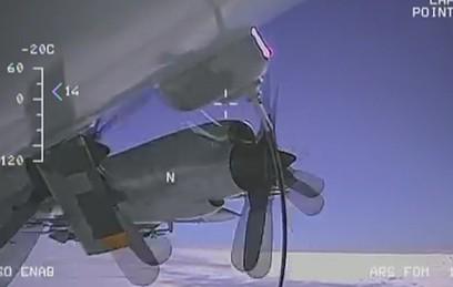 Пентагон опубликовал новые видео перехвата разведчика США российским Су-27