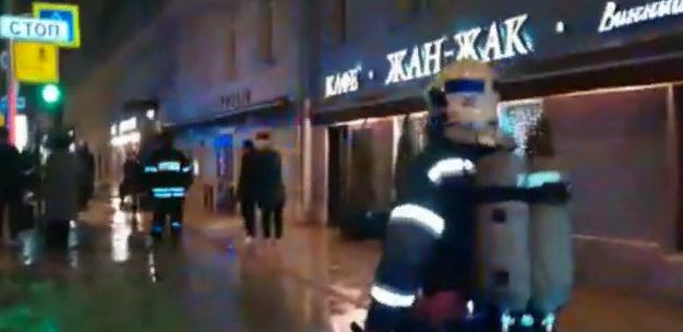 Количество погибших в результате пожара в центре Москве возросло до пяти человек
