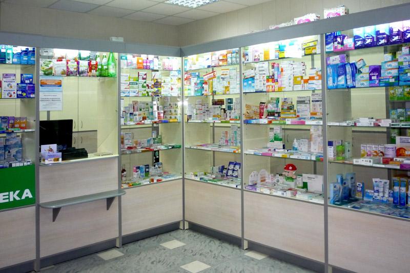 Обычный день в одной аптеке