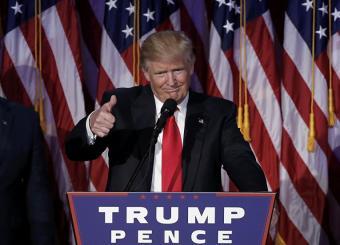 Дональда Трампа хотят подвергнуть импичменту еще до инаугурации