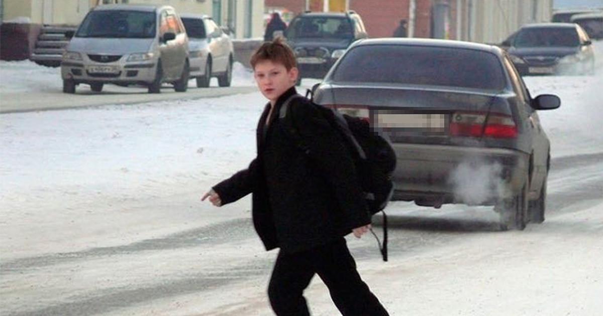 Беги или умри: детский омбудсмен обратила внимание ГИБДД на игру в соцсетях