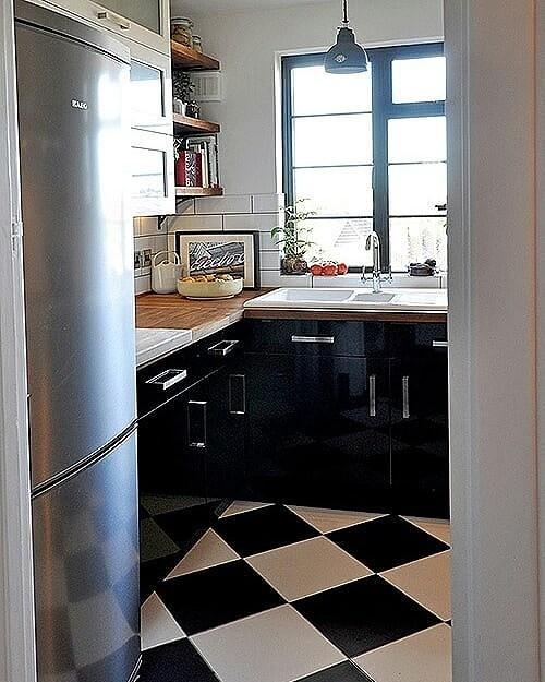 7 кухонь, которые преобразил…